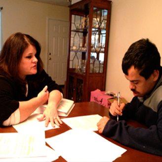 Individual receiving Case Management services